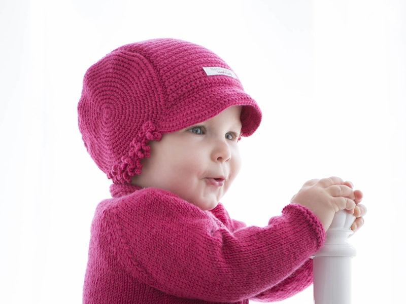 Kevad/sügis müts väikelastele Nannipungalt
