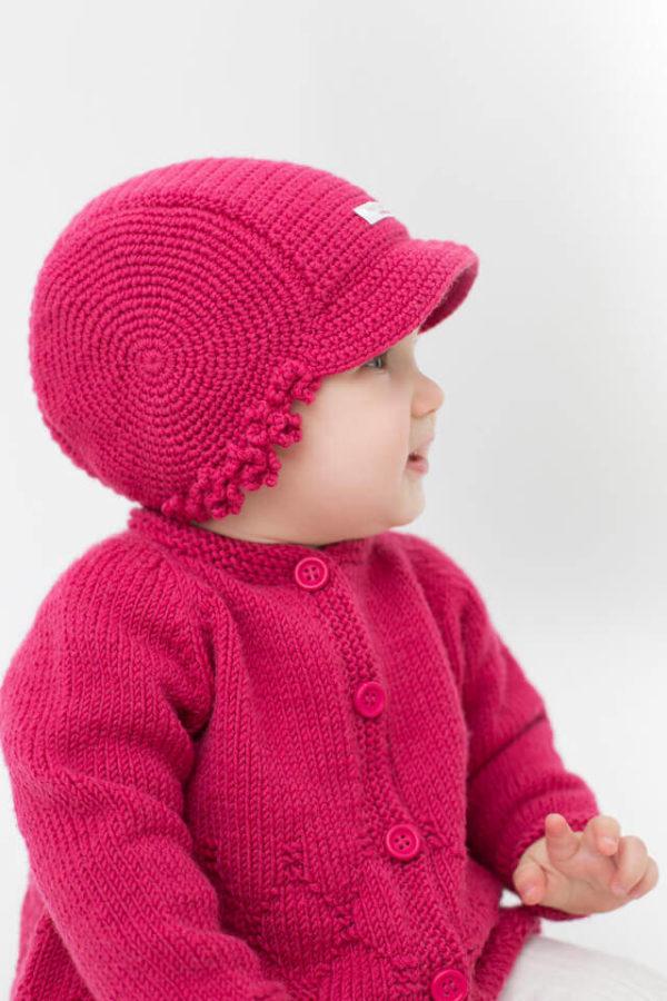 villane-kevad-sügis-müts-tüdrukule-nannipung