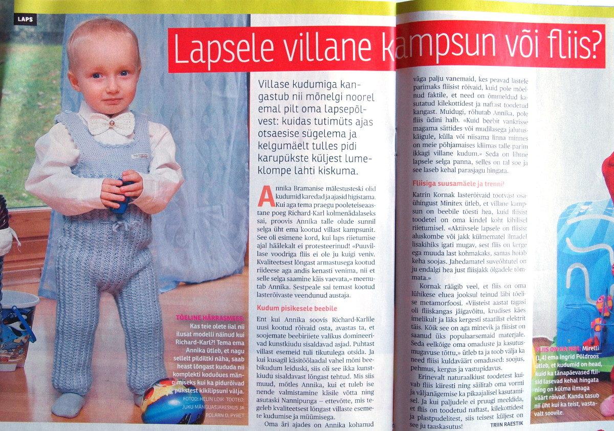 Ajakiri Naisteleht